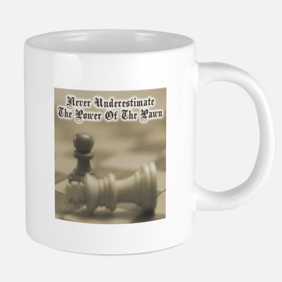 Chess Quote Vintage 3 Mugs