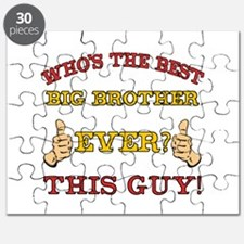 Best Big Brother Ever Puzzle