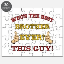 Best Brother Ever Puzzle