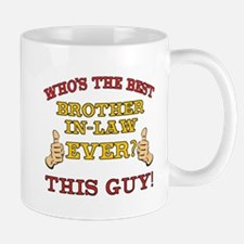 Best Brother-In-Law Ever Mug