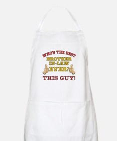 Best Brother-In-Law Ever Apron