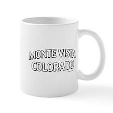 Monte Vista Colorado Mug