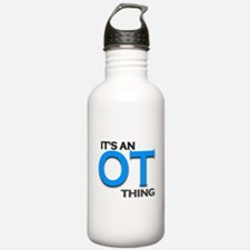 ITS AN OT THING (BLUE) Water Bottle