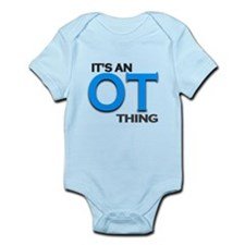 ITS AN OT THING (BLUE) Body Suit