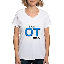 ITS AN OT THING (BLUE) T-Shirt