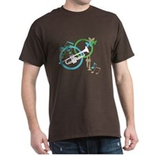 Abstract Trumpet T-Shirt