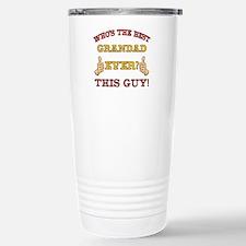 Best Grandad Ever Travel Mug