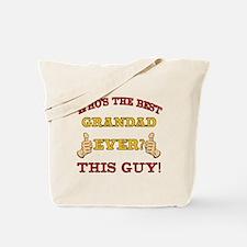 Best Grandad Ever Tote Bag