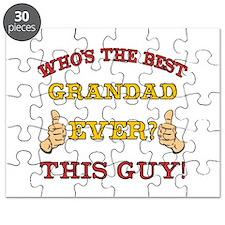 Best Grandad Ever Puzzle