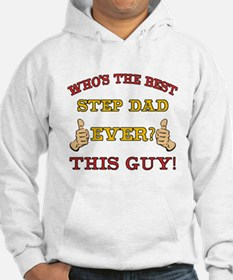 Best Step Dad Ever Hoodie