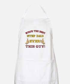 Best Step Dad Ever Apron