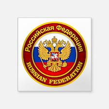 Russia COA Sticker