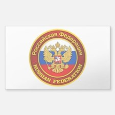 Russia COA Decal