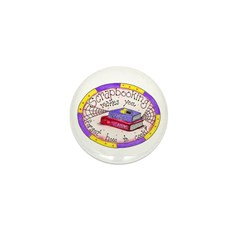 Scrapbooking and Cooking Mini Button (100 pack)