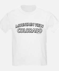 Mountain View Colorado T-Shirt