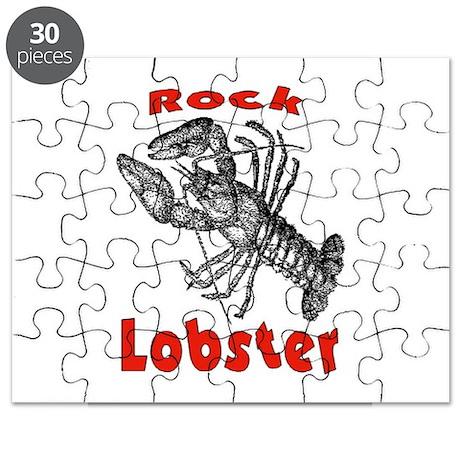 ROCK LOBSTER Puzzle