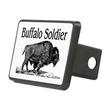 BUFFALO SOLDIER Hitch Cover