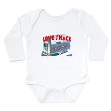 LOVE SHACK (TRAILER) Long Sleeve Infant Bodysuit