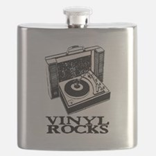 VINYL ROCKS II Flask