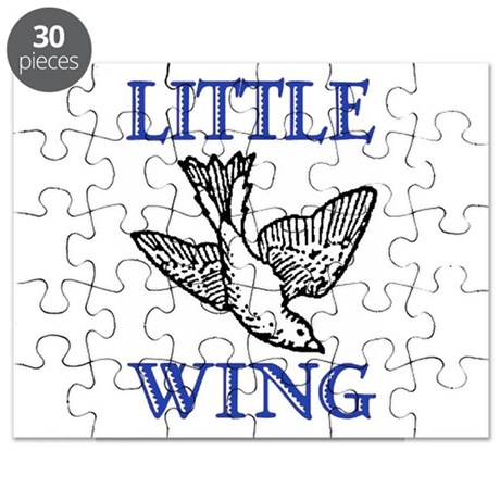 LITTLE WING Puzzle