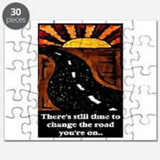 THE ROAD YOU'RE ON.. Puzzle