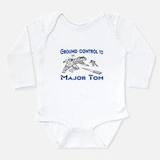 MAJOR TOM Long Sleeve Infant Bodysuit