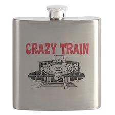 CRAZY TRAIN Flask