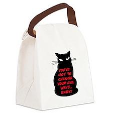 EVIL WAYS #2 Canvas Lunch Bag