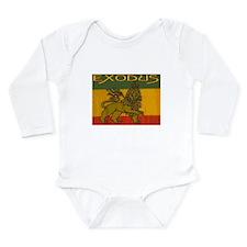 EXODUS Long Sleeve Infant Bodysuit