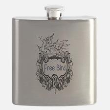 FREE BIRD Flask