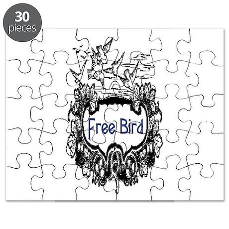 FREE BIRD Puzzle