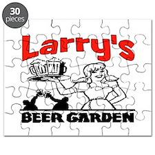 LARRY'S BEER GARDEN Puzzle