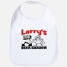 LARRY'S BEER GARDEN Bib