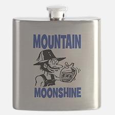 MOUNTAIN MOONSHINE Flask