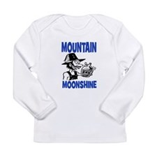 MOUNTAIN MOONSHINE Long Sleeve Infant T-Shirt
