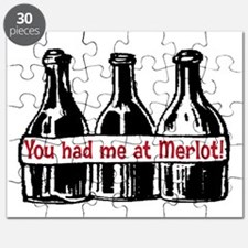 YOU HAD ME AT MERLOT Puzzle