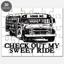 SWEET RIDE II (BUS) Puzzle
