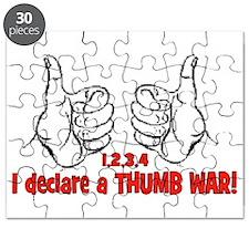 THUMB WAR Puzzle