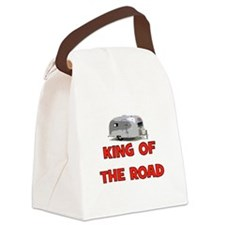 KING OF THE ROAD Canvas Lunch Bag