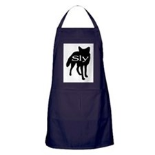 SLY FOX Apron (dark)