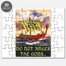 DO NOT ANGER THE GODS Puzzle