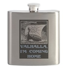 VALHALLA, I'M COMING HOME Flask
