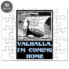 VALHALLA, I'M COMING HOME Puzzle