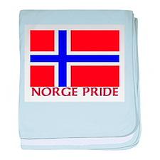 NORGE PRIDE baby blanket