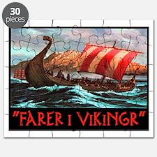 FARER I VIKINGR Puzzle