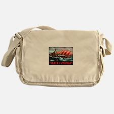 FARER I VIKINGR Messenger Bag