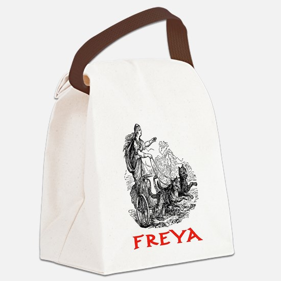 FREYA Canvas Lunch Bag