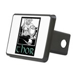 THOR #2 Rectangular Hitch Cover