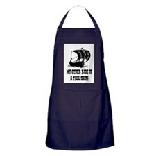 VIKING TALL SHIP Apron (dark)