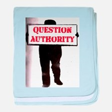 QUESTION AUTHORITY baby blanket